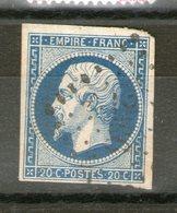 N° 14 If°_PC 2306_Noyon - 1853-1860 Napoleon III