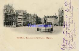 BE - Tournai - Monument De La Princesse D'Epinox - 1900 - Tournai