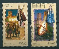 2012 FRACCHIE NDOCCIATA SERIE COMPLETA USATO - 6. 1946-.. Repubblica