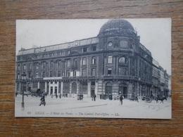 """Lille , L'hôtel Despostes """""""" Carte Animée """""""" - Lille"""