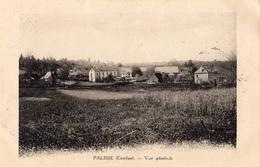 ENVIRONS DE PALISSE VUE GENERALE - France