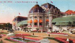 ROYAN - Le Casino Et Les Jardins - Royan