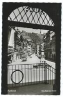 """CPSM FELDKIRCH, """" SHELL PUMPE """", CAMIONNETTE, FOTO RISCH - LAU, Format 9 Cm Sur 14 Cm Environ, AUTRICHE - Feldkirch"""