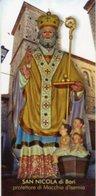 Macchia D'Isernia - Santino SAN NICOLA DI BARI - PERFETTO P85 - Religione & Esoterismo