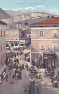 CARTOLINA - POSTCARD - TRENTO - PIAZZA ERBE - Trento