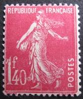 R1680/238 - 1924 - TYPE SEMEUSE - N°196 NEUF* - Cote : 25,00 € - France