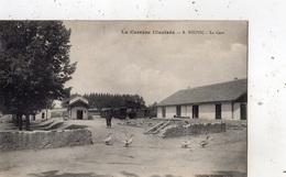 NEUVIC-D'USSEL LA GARE - France