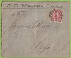 Loulé - Carta Da Casa .J. C. Mealha - Cover - Letter - Philately - Filatelia. Beja. Faro. - Portugal