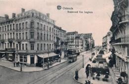 Ostende - Boulevard Van Iseghem - Oostende