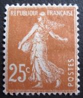 R1680/239 - 1927 - TYPE SEMEUSE - N°235 NEUF* BON CENTRAGE - France