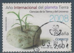 ESPAGNE SPANIEN SPAIN ESPAÑA 2008 EARTH ED 4388 YV 3998 MI 4293 SG 4334 SC 3547 - 1931-Today: 2nd Rep - ... Juan Carlos I