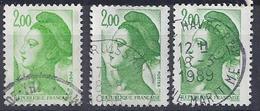 No 2484.84a. 0b Teinte - France