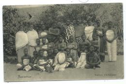 CPA ZANZIBAR, NATIVE CHRISTIANS, TANZANIE - Tanzania