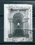 2011 CONSIGLIO STATO USATO - 6. 1946-.. Republic