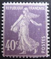 R1680/240 - 1927 - TYPE SEMEUSE - N°236 NEUF* - France