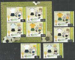 PAPUA NEW GUINEA - MNH - Sport - Soccer - World Cup 2006 - Coupe Du Monde