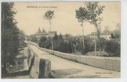 POITIERS (environs) - NOUAILLÉ - Francia