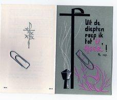 Image Pieuse René Heregots Soldat 1914 - Résistant 1940 - Gewapende Weerstander -Twee Akkers - Obituary Notices