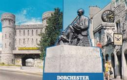 Postcard Dorchester Dorset Multiview  My Ref  B12634 - England