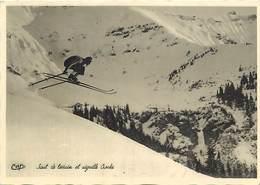 Gd Format :environ 15cms X10cms -ref Y320- Sports D Hiver - Ski -skieurs -skieur - Sports Et Paysages D Hiver - - Winter Sports