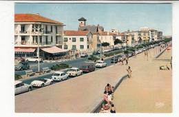 34 - Valras-plage - Boulevard Jean Moulin - France