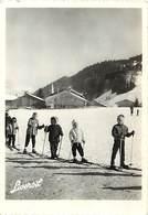 Gd Format :environ 15cms X10cms -ref Y318- Sports D Hiver- Ski -skieurs -skieur -publicité Santé Liveroil -suppositoires - Winter Sports