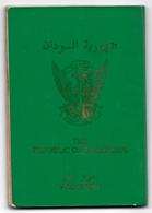 NORTH SUDAN Collectible 1996 Passport Passeport Reisepass Pasaporte Passaporto - Documents Historiques