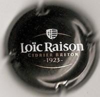 Capsule De Muselet - [cidre] : Loïc Raison - Cidrier Breton - 1923 - Andere
