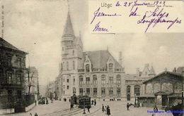 BE - Liège - Hôtel Des Postes - 1902 - Liege