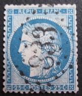 R1680/246 - CERES N°60A - RARE LGC 833 : CHAILLY (Yonne) ➤➤➤ INDICE 15 - 1871-1875 Cérès