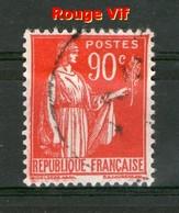 N° 285°_rouge Vif - France