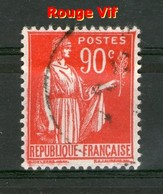 N° 285°_rouge Vif - Frankreich