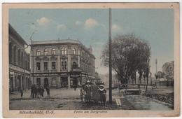 GERMANY Mikulczyce Mikultschütz Klausberg Żydzi W Mikulczycach Judaica Jonas Adler - Schlesien