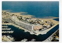CARNON EN 1977 - VUE AERIENNE DU PORT - CSPM GF VOYAGEE - France