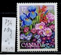 Canada - Kanada 1980 Y&T N°734 - Michel N°766 Nsg - 17c Massif Floral - Ungebraucht