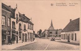 Coxyde Bains Rue De  L'Eglise - Belgique