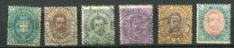 10225  ITALIE  N° 40/5 °/(*)  Humbert 1er Et Armoiries De La Maison De Savoie  1889  B/TB - 1878-00 Humbert I