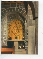 Henri Matisse 1869/1954 : Saint Dominique (vitrail - Plateau D'Assy) Cp Vierge - Arts