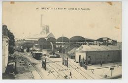 BRUAY - La Fosse N°1 Prise De La Passerelle - France