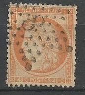 CERES N° 38d 4 Retouché OBL / Signé BRUN - 1870 Bordeaux Printing