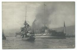 CPA BATEAU IENA, N. FRANCESE - Guerre