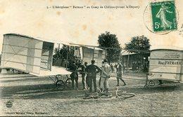 AVIATION(CHALONS) - 1914-1918: 1ère Guerre