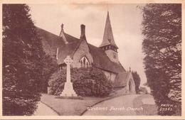 Seltene  ALTE  AK   WESTSCOTT / Surrey / GB  - Holy Trinity Church -   Ca. 1925 - Surrey