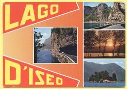 ITALIA - ITALY - ITALIE - 2006 - 0,65 Donne Nell'Arte - Lago D'Iseo - Multiviews - Viaggiata Da Brescia Per Nederland - Brescia