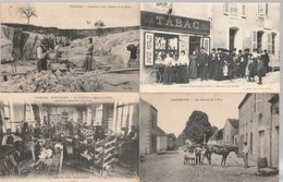 Lot De 100 Cartes Postales Anciennes Diverses Variées Dont 4 Photos, Très Bien Pour Un Revendeur Réf, 328 - Cartes Postales