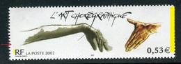 Variété - N° Yvert 3507 - 1 Exemplaire 1 Bande De Phosphore ( La Deuxième Infime Trace Devant RF) - Ref V 694 - Variétés Et Curiosités