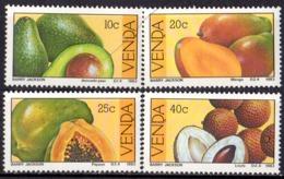 VENDA - Fruits Tropicaux - Venda