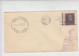CUBA  1953 - Yvert  383 - FDC - Montero - FDC