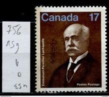 Canada - Kanada 1980 Y&T N°756 - Michel N°788 Nsg - 17c Emmanuel Persillier Lachapelle - Ungebraucht