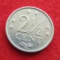 Netherlands Antilles 2 1/2 Cents 1979 KM# 9a   Antillen Antilhas Antille Antillas 2.5 - Antilles Neérlandaises